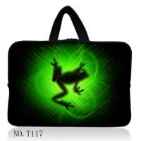 17 Green Frog Laptop Bag Case Hide Handle For 17 3 HP Pavilion G7 DV7 E17