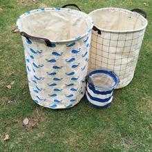 Многофункциональная ручная корзина для грязного белья набор