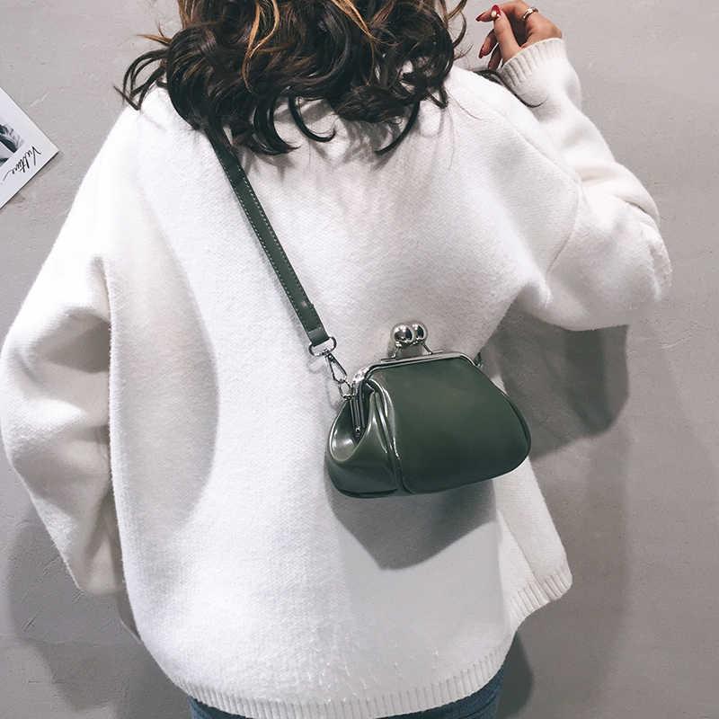 2019 Новые Ретро Модные Винтажные Сумки из искусственной кожи, женские сумки, мини-сумки через плечо, бесплатная доставка