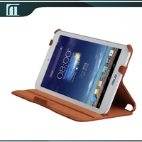 Hard Fabric cover folio stand case cover For Asus memopad memo pad hd 8 ME180A ME180 Free Shipping