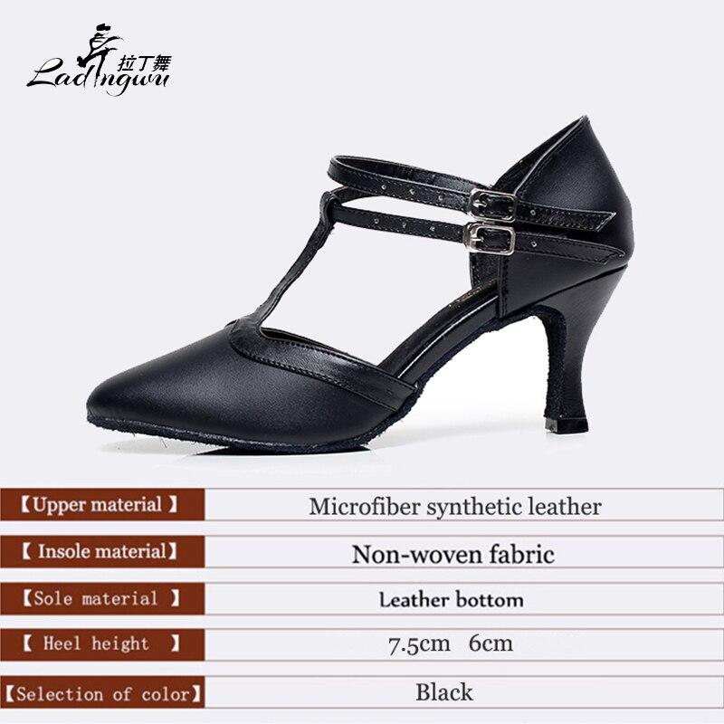 9ee04cdc5d7 Ladingwu Μάλλινο συνθετικό δέρμα κλειστού παπουτσιού παπουτσιών ...