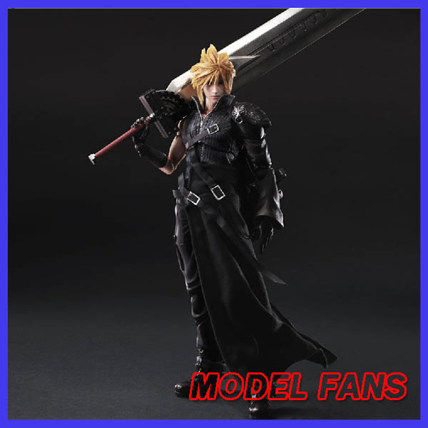 ФОТО MODEL FANS Square Enix Final Fantasy Claude 28 cm  Playarts change Play arts book another day edition  toys anime
