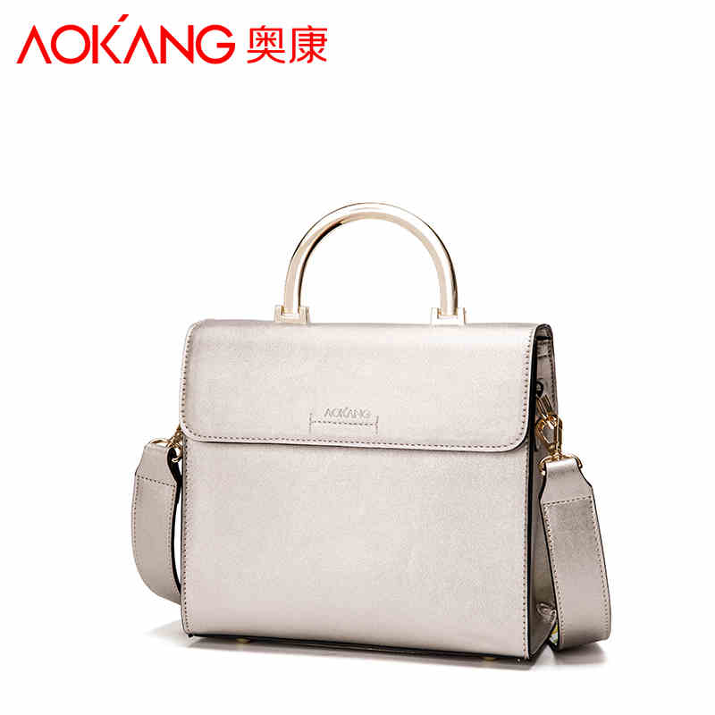AOKANG Brand Designer Handbags High Quality Women Bag genuine Leather Handbags Fashion Handbags Shoulder Bags high quality women s handbags