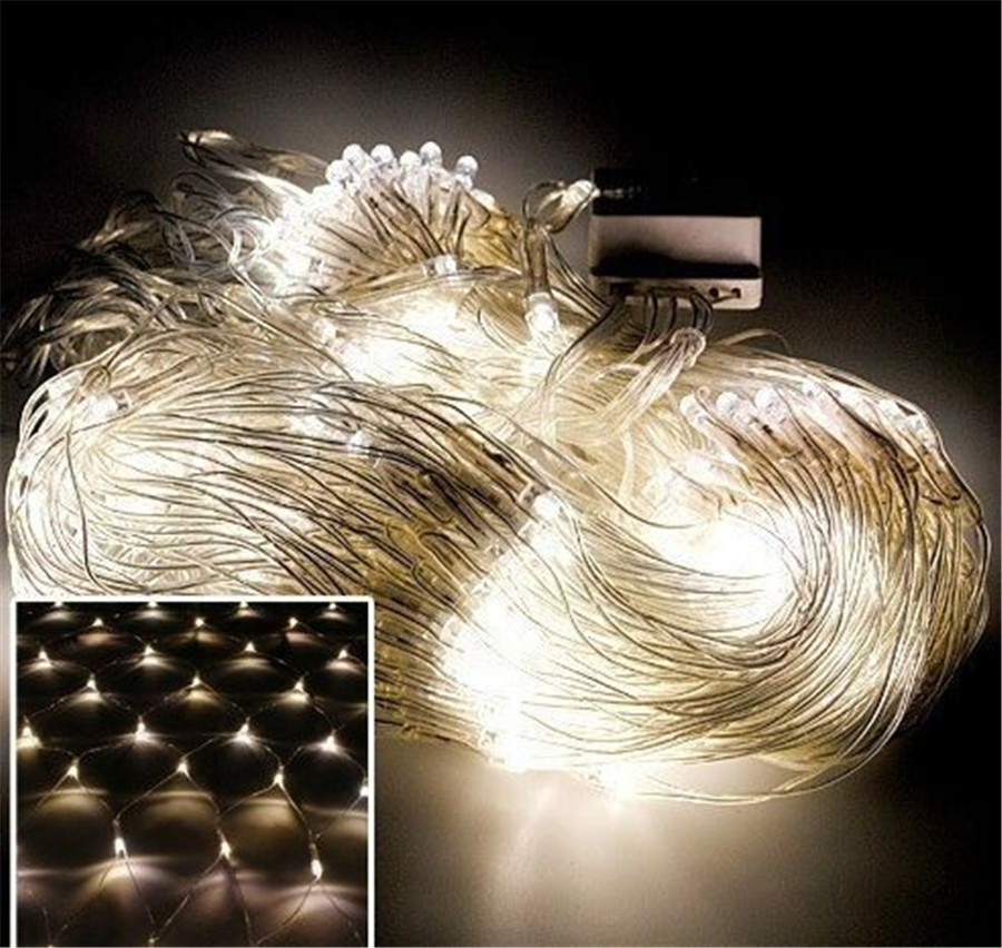 10M-8-M-1400LED-jumbo-net-lights-LED-Christmas-lights-net-light-curtain-lights-flash-lamps