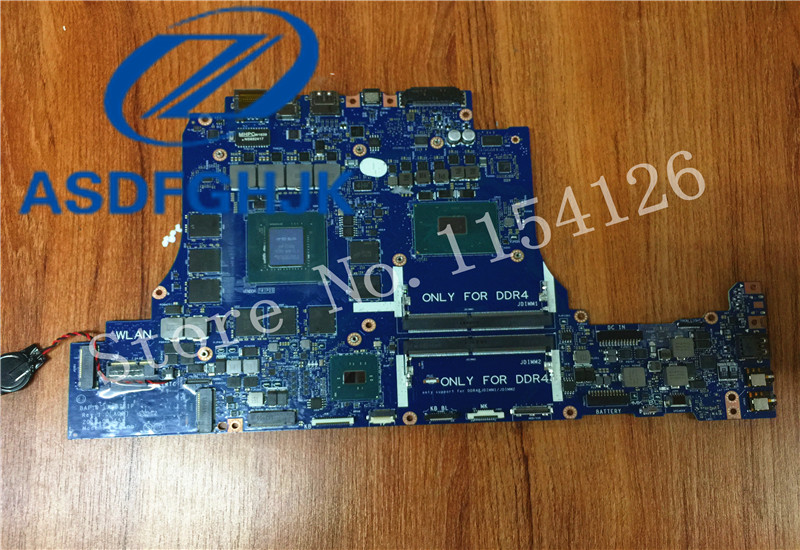 Worldwide delivery alienware 17 r4 motherboard in Adapter Of