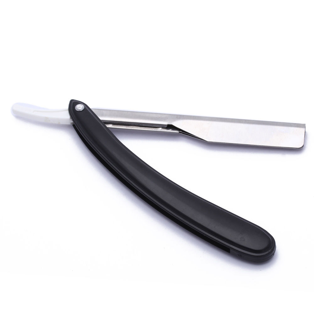 Professional Straight Edge Stainless Steel Sharp Haircut Folding Razor Beard Knife Hair Razor Folding Razor Hair Removal Tool