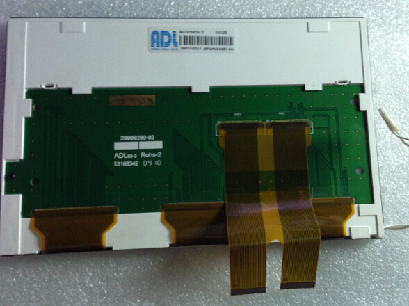 Original 7 Inch LCD Screen  A070TN83V.3 A070TN83 V.3 For Car Dvd Gps