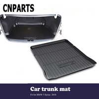 CNPARTS For BMW 5 Series G30 G31 G38 2018 Car Styling Cargo Liner Rear Trunk Anti Slip Mat Pad Custom Boot Tray Waterproof Cover