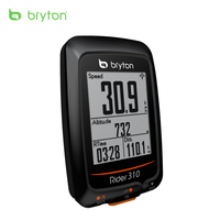 2018 NEW Bryton Rider 310 Enabled Waterproof GPS Bike bicycle computer speedometer Edge 200 500 510 800 810 mount