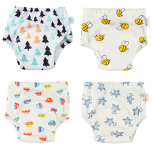 Discount[ 12pcs in a Pack ] 100% Cotton Training Pants Embroidery Designs Baby Trainers Baby Wears Lots of Prints Factroy Price