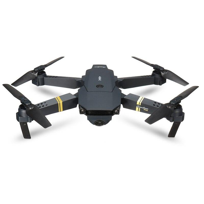 Eachine E58 WIFI FPV avec caméra grand angle HD mode de maintien élevé bras pliable drone quadricoptère RTF VS VISUO XS809HW JJRC H37 - 3