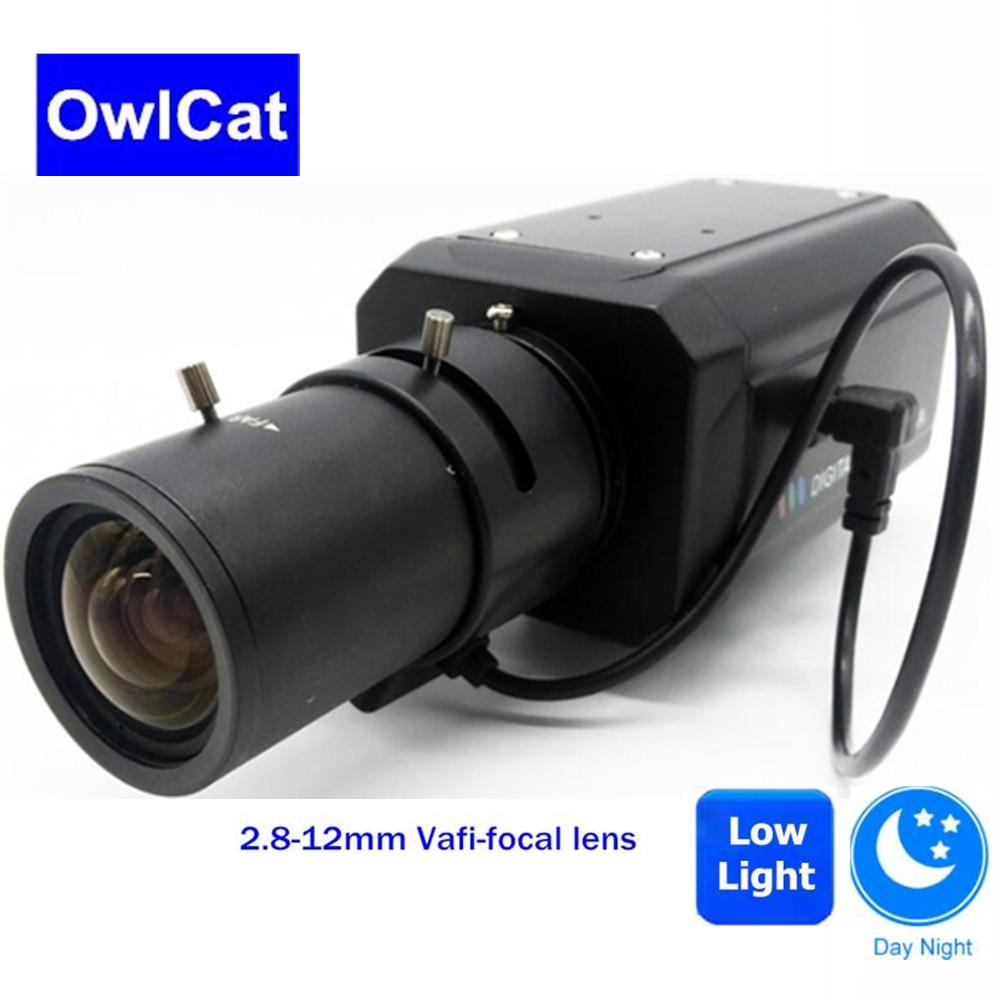 Sony CCD HD 700TVL Low light cctv analog Box Camera  for home and monitor 12v