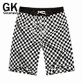GONZETANK 2017 Summer Candy Color High Waisted Loose Beach Women and Men Bermuda Casual Sweat Jogger Cargo Shorts Size XXL