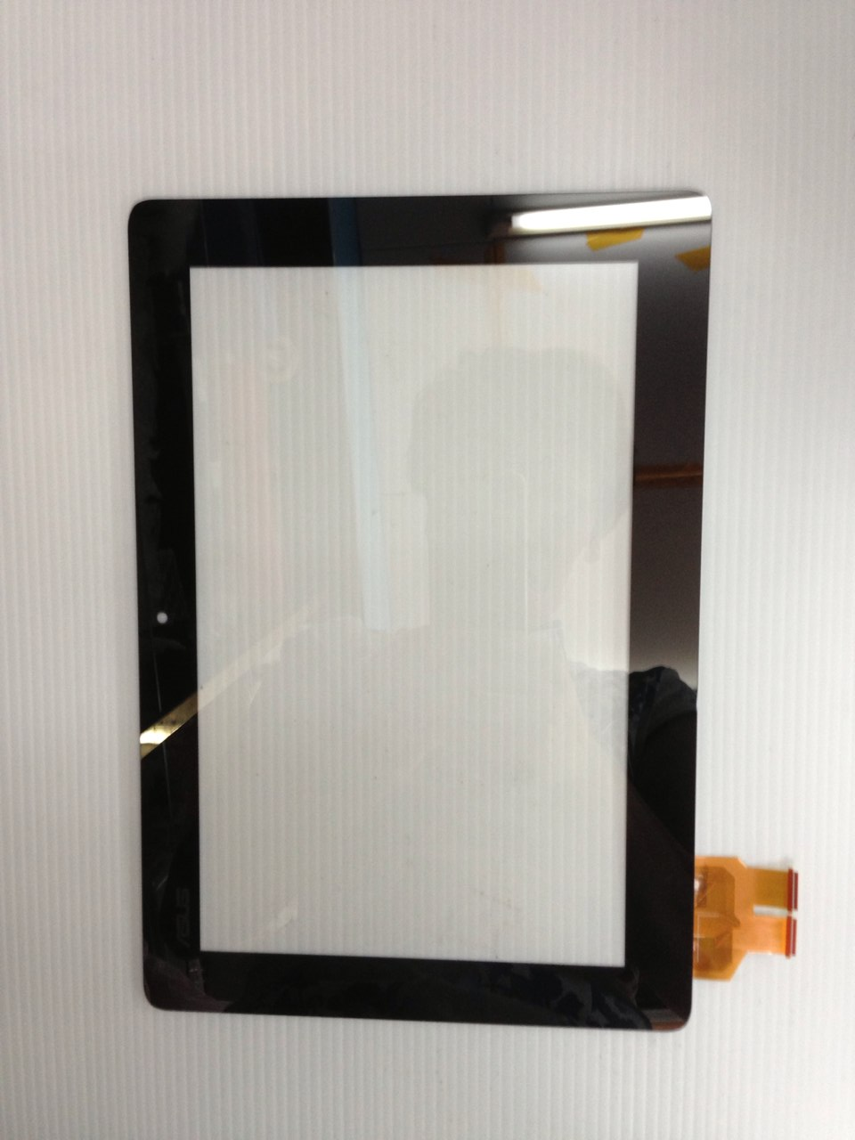 Original For ASUS PadFone 2 A68 Station 203 Version Tablet New Outter Digitizer Touch Screen Glass Panel Lens Repair Replacement new for asus eee pad transformer prime tf201 version 1 0 touch screen glass digitizer panel tools