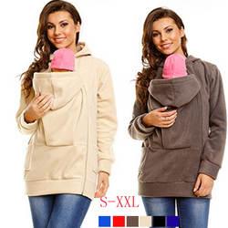 Куртка-переноска для малышей, толстовки с капюшоном для беременных женщин, одежда для малышей, пальто для беременных, зимняя одежда