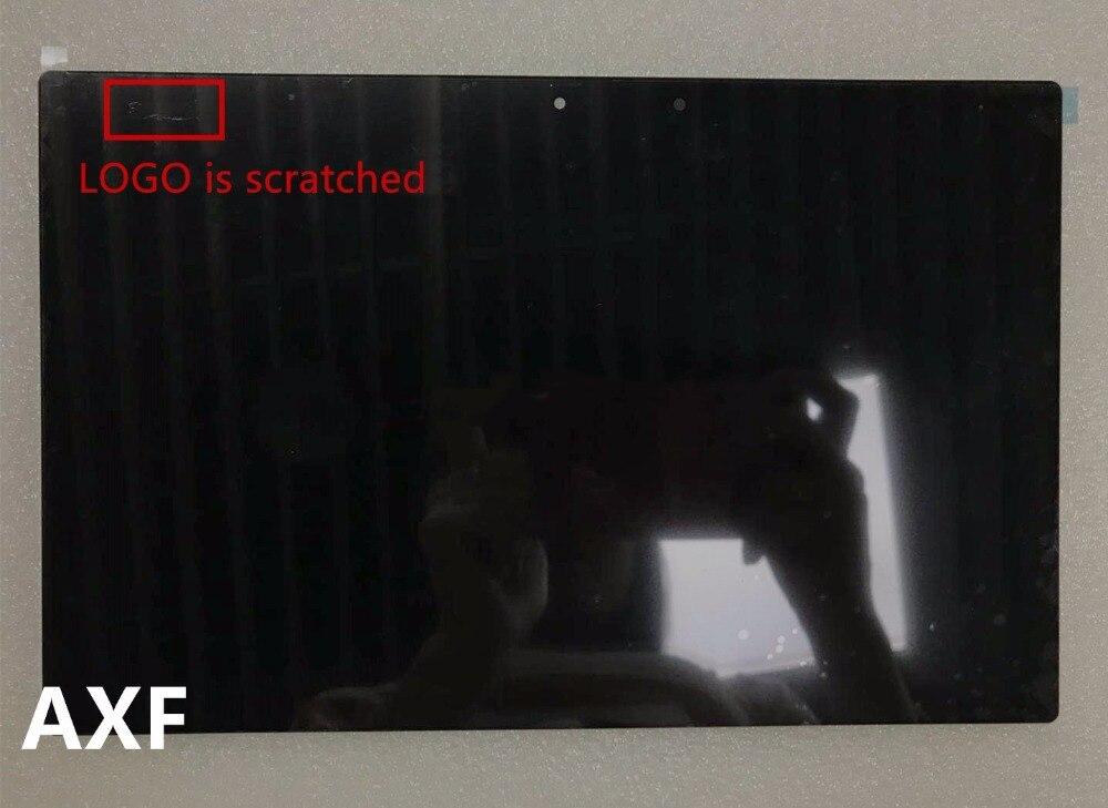 Véritable Noir LCD Écran D'affichage pour Xperia Tablet Z2 SGP511 SGP512 SGP521 SGP541 Écran Tactile Digitizer Assemblée