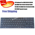 100% Brand new Spanish Keyboard  for ASUS X551C X551M X551MAV F551 F551C F551CA F551M F551MA F551MAV R512 R512CA R512MA R512MAV