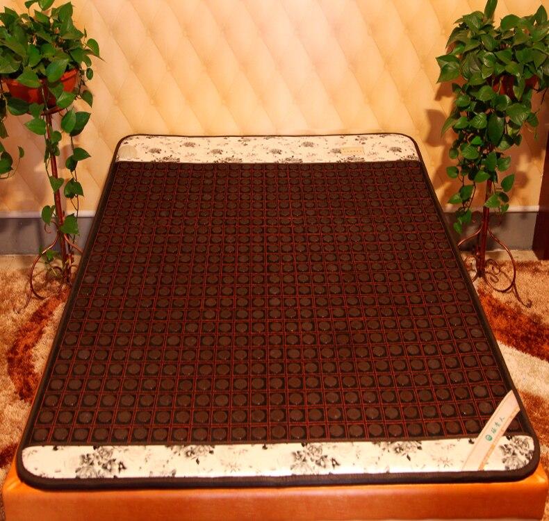Best подарки! Электрическое Отопление Jade кровать Подушки терапия высокое качество Здравоохранение продукцию непосредственно с завода 1.0x1.9 м