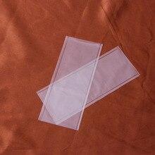 50PCS Fishing PVA Bag Carp Coarse Fishing Water-soluble Tackle Dissolve Tool