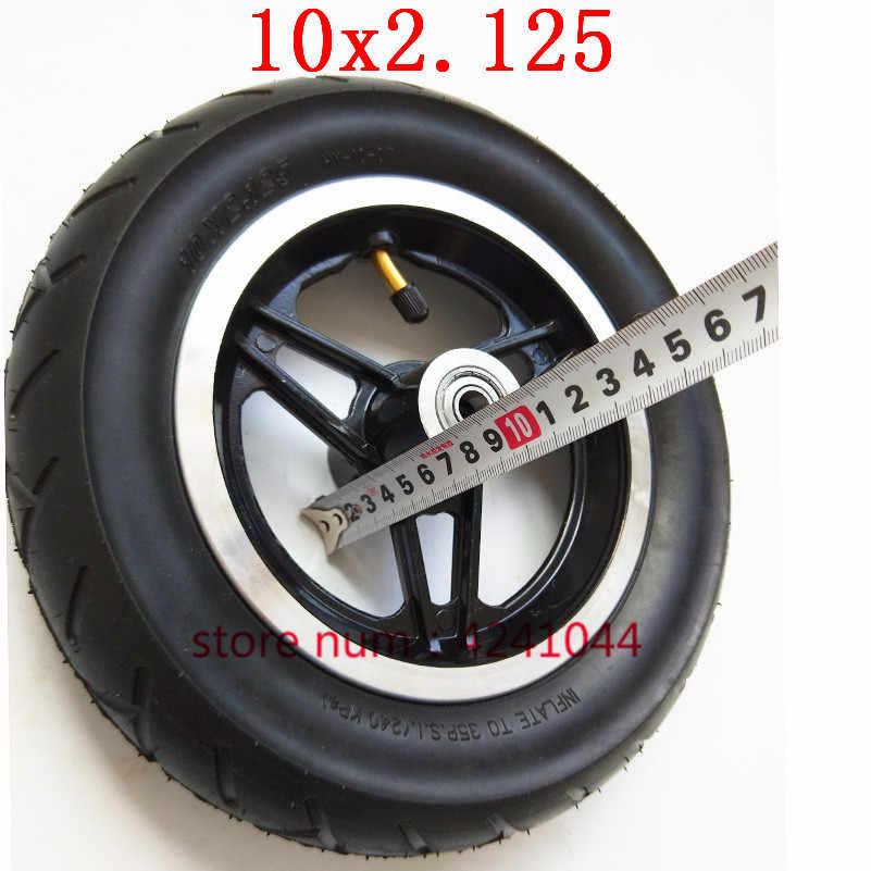 10x2.125 Pollici Pneumatici per Hoverboard Auto-Bilanciamento Scooter GOMMA