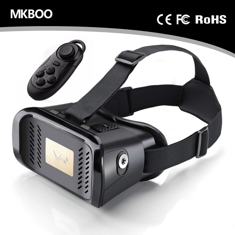 Smart Glasses font b VR b font Glasses 3D Glasses Virtual Reality Glasses helmet Head mounted