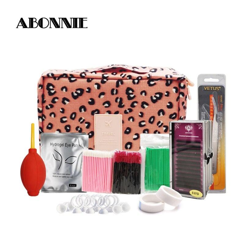 NEW eyelashes extension kit for starter ,fashionable