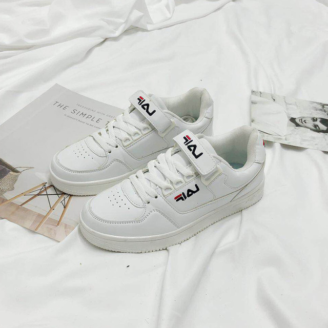 838eedd5bdf5 Akexiya New Women Fashion Brand Retro Platform Sneaker White Shoe Lady Autumn  footwear Black Breathable chaussure