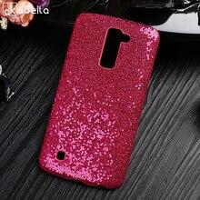 Макколам Hot Pink телефон Сумки Чехлы для LG K10 LTE K430 M2 F670 Q10 K410 K430DS чехол PU + PC задней обложки чехол телефона щит капот