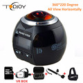 360 Action Camera Wifi Mini Panoramic Camera 2448*2448 UHD Panorama Camera 360 Degree Waterproof Extreme Sport Driving VR Camera