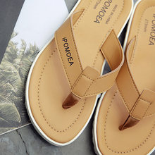 057b873746c91 Flip-flops Men s Trend Casual Simple Pinch Sandals And Slippers Men s  Summer Fashion Wear Non