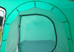 Image 5 - Camping hiking waterproof camping tent ,gazebo,awnings tent camping tourist tent sun shelter beach tent one hall and one room