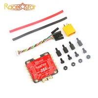 Специальное издание Racerstar REV35 35A BLheli_S 3-6S 4 в 1 ESC встроенный датчик тока для Радиоуправляемый гонщик гоночного FPV дрона запчасти
