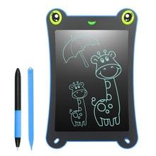 NEWYES Dijital Tablet Çalışma Kurulu Taşınabilir 8.5 Inç LCD Elektronik yazma tableti Dijital çizim tableti Masa Çocuklar için Hediye