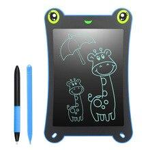 Nowości tablety cyfrowe badania pokładzie przenośny 8.5 Cal LCD elektroniczny tablet do pisania cyfrowy tabliczka do rysowania stoły dla dzieci prezent