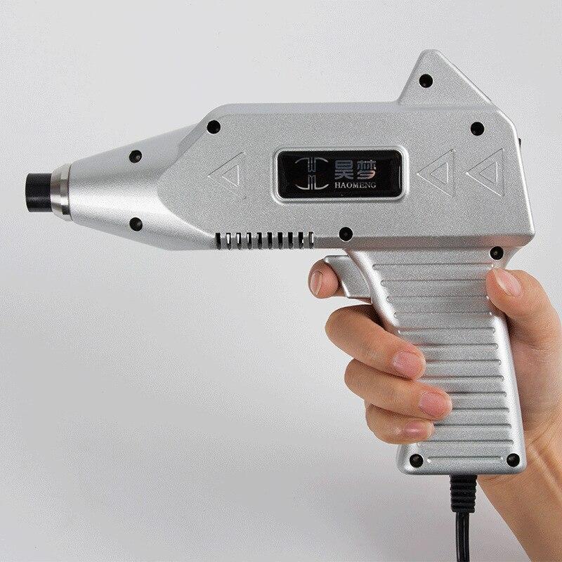 Profissional Ferramenta de Ajuste Quiroprático 1500N Correção Espinha Arma de Volta Ajustável Intensidade Terapia Massageador Impulso