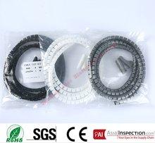 Набор спиральных кабелей диаметром 8 мм органайзер для проводов