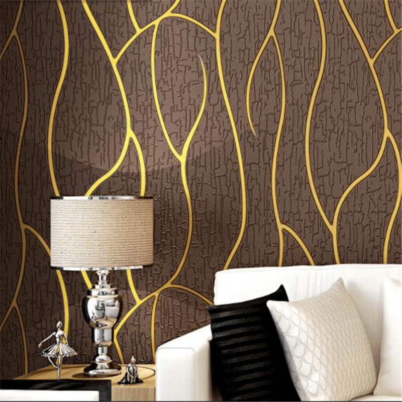beibehang Suede wallpaper striped wallpaper bedroom living room TV background wall paper modern minimalist non-woven wallpaper beibehang new children room wallpaper cartoon non woven striped wallpaper basketball football boy bedroom background wall paper