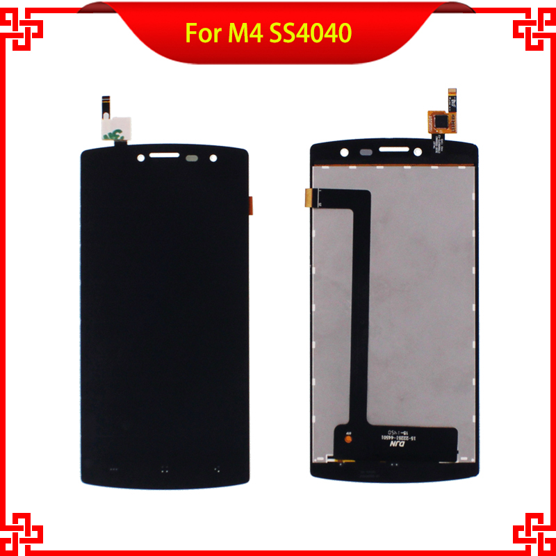 100% Tested LCD Display For M4 SS4040 S4040 4040 DJN 15-22251-44501 Touch Screen Black Color Mobile Phone LCDs Free Shipping100% Tested LCD Display For M4 SS4040 S4040 4040 DJN 15-22251-44501 Touch Screen Black Color Mobile Phone LCDs Free Shipping