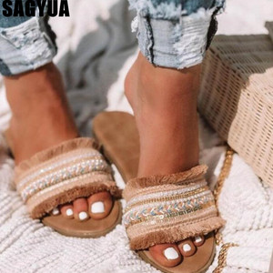 Women slippers 2019 summer new