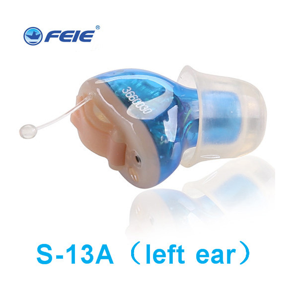 ITE Hearing Aids Digital Deaf aid Wireless Hearing Amplifier Mini Listening Aids Apparatus for the Hearing Disability S 13A
