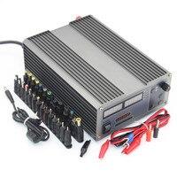 CPS 3232 32 В в 32A точность PFC компактный цифровой Регулируемый DC ПИТАНИЕ лаборатории (220Vac ЕС США)