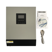 5KVA 48V 80A Solar inverter with MPPT Solar charge controller and grid charger 4Kw power inverter connected battery for home use