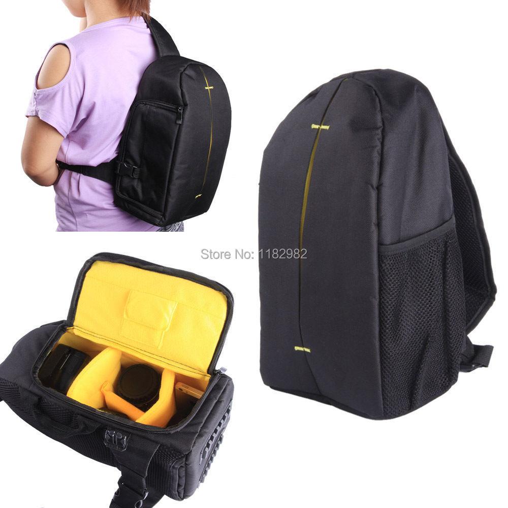 Camera Dslr Sling Camera Bag dslr sling camera bag promotion shop for promotional waterproof digital backpack case shoulder carry canon nikon sony d90 d7000 d5100 d800 d7100
