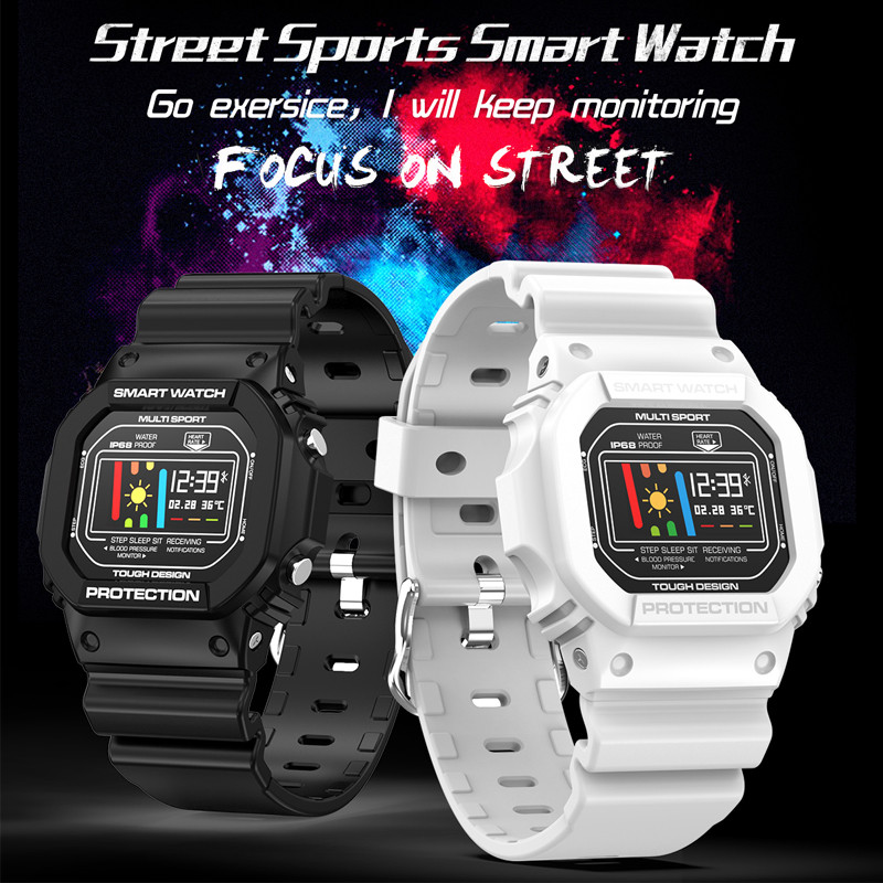 <font><b>X12</b></font> ECG Smart Watch Men Ip68 Waterproof Sport watch Heart Rate Monitor Blood Pressure control camera <font><b>Smartwatch</b></font> Bracelet image
