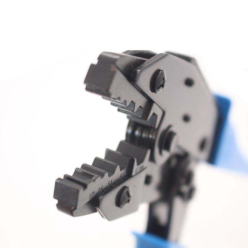 RG58 RG59 RG6 koaksialiniai gniuždymo rankiniai įrankiai SMA / BNC - Rankiniai įrankiai - Nuotrauka 3