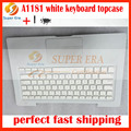 """90% new Original Laptop White US Keyboard Topcase Palmrest with Trackpad Touchpad For Macbook 13"""" A1181 100% perect testing"""