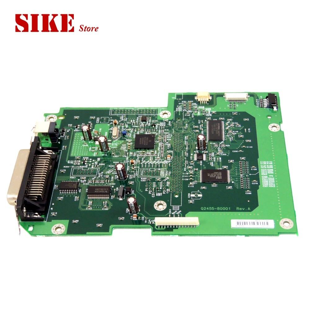 Q2455-60001 Logic Main Board Use For HP LaserJet 1150 HP1150 Formatter Board Mainboard q1857 60001 logic main board use for hp laserjet 5100 hp5100 formatter board mainboard