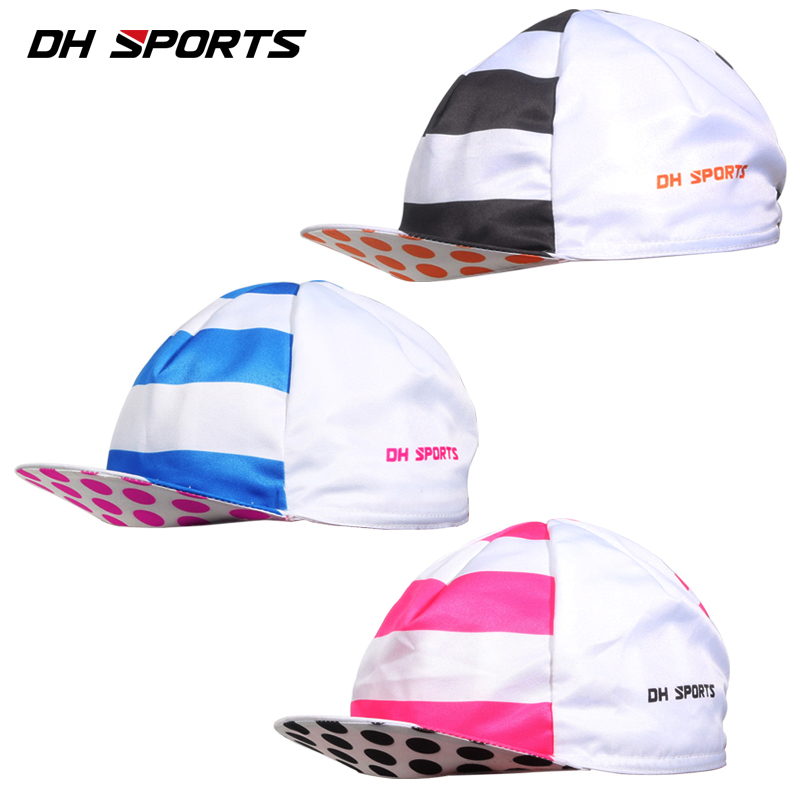 DH SPORTS New Outdoor Cycling Cap Men Women Head wear Sun UV Running Hat Bike Team Helmet inside Cap Bicycle Equipment Headband