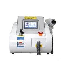 Высокое качество 1064nm 532nm 1320nm ND YAG лазерная татуировка удаление брови машина для удаления пигмента