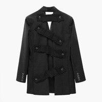 SuperAen Fashion Blazers and Jackets Womens Blazers Long Sleeve New Design Ladies Workwear Suits Female Blazer New Arrival 2018